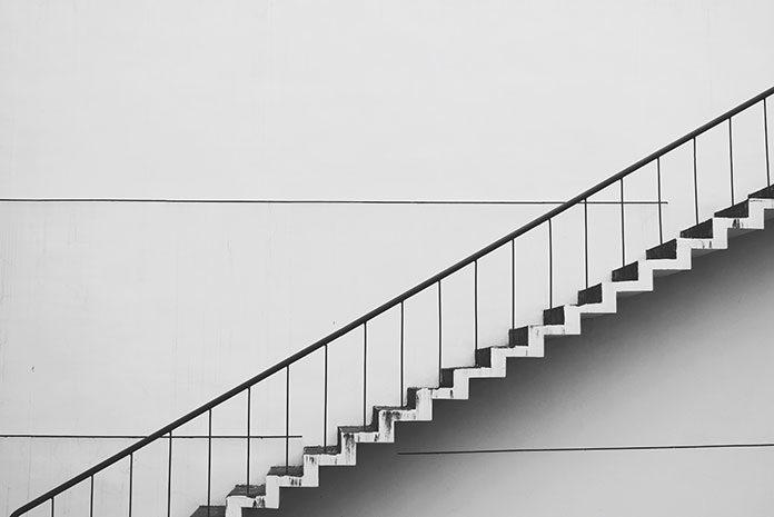 schody metalowe