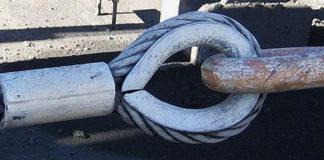 Kausza stalowa do lin i jej zastosowanie