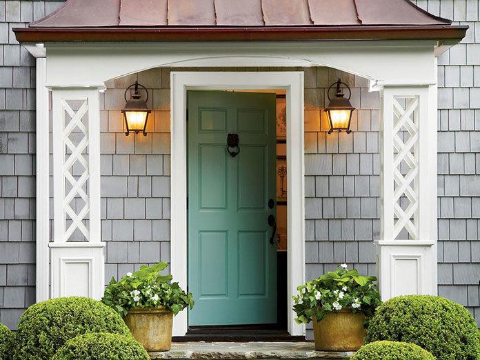 Jakie drzwi wejściowe do domu warto kupić?