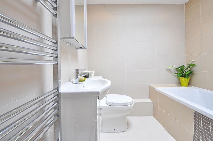 Dobór akcesoriów łazienkowych