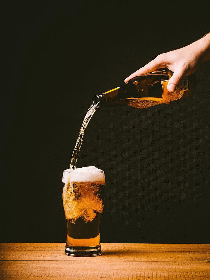 Regionalna kuchnia i rzemieślnicze piwo