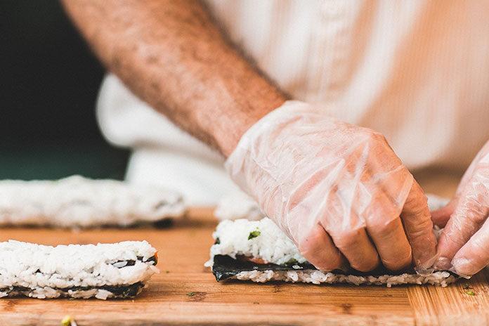 Sushi sushi nierówne