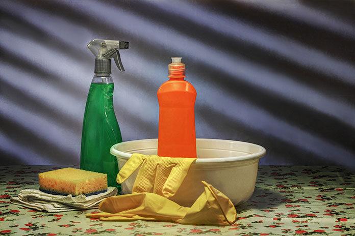 Profesjonalne środki czyszczące